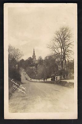 Uppingham. London Rd by Stocks, Photographer, Uppingham
