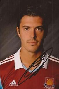 WEST-HAM-JAMES-TOMKINS-SIGNED-6x4-PORTRAIT-PHOTO-COA