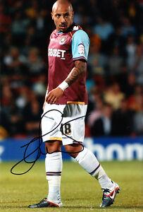 West-Ham-United-F-C-Julien-Faubert-Hand-Signed-11-12-Photo-12x8-1
