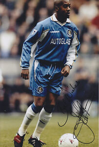 Chelsea-F-C-Eddie-Newton-Hand-Signed-Photo-12x8-1