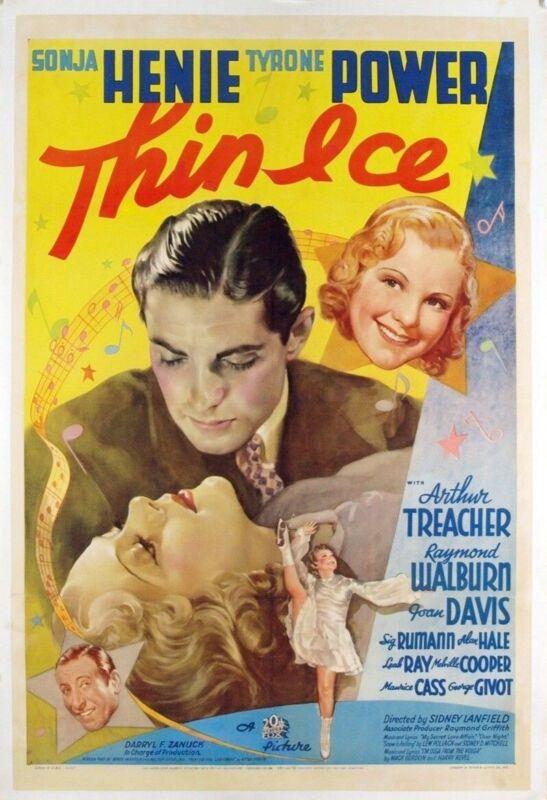THIN ICE (1937) 5258