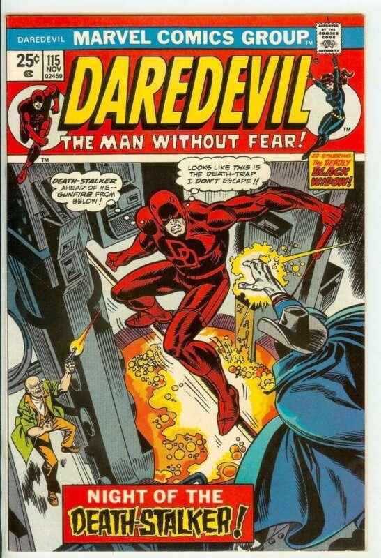 DAREDEVIL #115 9.2