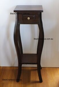 Small-Timber-Table-Lamp-Table-Corner-Table-Plant-Stand-Phone-Table