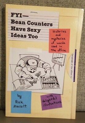 Fyi   Bean Counters Have Sexy Ideas Too   Histories And Mysteries Of Words Used
