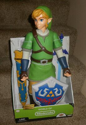 NEW Jakks Pacific World of Nintendo Legend of Zelda Link Figure 20