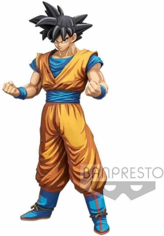 Banpresto AUTHENTIC!! Manga Dimensions Dragon Ball Z Grandista Son Goku