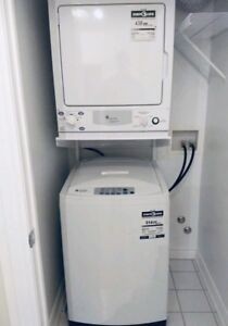 Good working Apartment size Washer / Dryer set  ... can Deliver