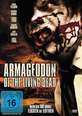 Armageddon of the Living Dead DVD Neu & OVP