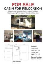 Holiday Cabin for Relocation by purchaser. Advertised elsewhere. Cranbourne East Casey Area Preview