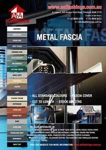 Fascia Board / Steel Fascia / Colorbond / UNICOTE - ANY COLOUR Prestons Liverpool Area Preview