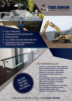 CB Welding & Services Pty Ltd