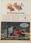 International Truck Ads