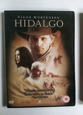 Hidalgo DVD 2004 western film Viggo Mortensen