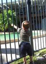 POOL FENCING POWDERCOATED ALUMINIUM CLEARENCE Thornton Maitland Area Preview