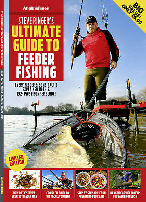 Steve Ringer's Ultimate Guide to Feeder Fishing