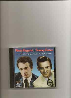 Merle Haggard & Tommy Collins, Cd roots Of My Raising Sealed