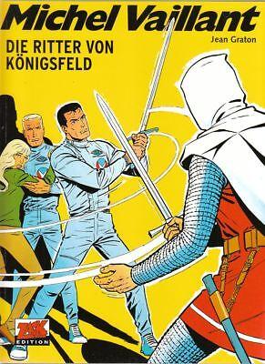 Michel Vaillant Nr. 12 Softcover Comic von Jean Graton in Topzustand !!!