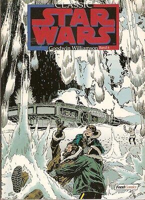 + STAR WARS COMIC Classic Star Wars Nr. 6 Feest Verlag Goodwin Williamson selten