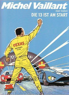 Michel Vaillant Nr. 5 Softcover Comic von Jean Graton in Topzustand !!!