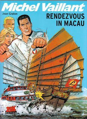 Michel Vaillant Nr. 43 Softcover Comic von Jean Graton in Topzustand !!!