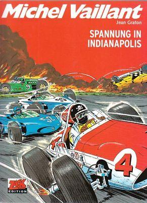 Michel Vaillant Nr. 11 Softcover Comic von Jean Graton in Topzustand !!!