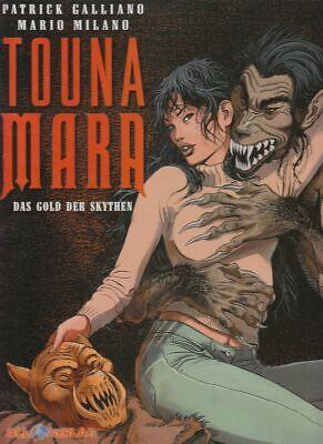 Touna Mara Nr. 2 Hardcover Comic-Album von Galliano / Milano in Topzustand !!!