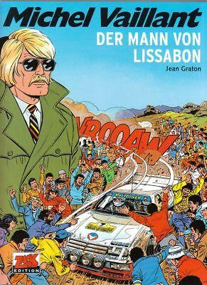Michel Vaillant Nr. 45 Softcover Comic von Jean Graton in Topzustand !!!