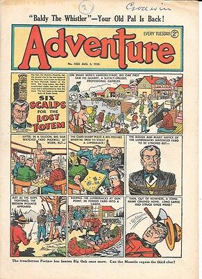 Adventure 1333 (Aug 5, 1950) very high grade copy