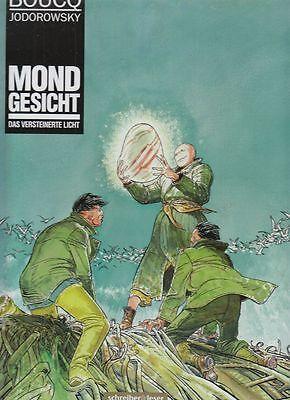 Mondgesicht Nr: 3 HC von Boucq / Jodorowsky in Topzustand !!!
