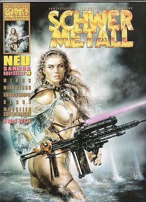 24 verschiedene Schwermetall Hefte Nr.169 - 220 SC in Topzustand !!!