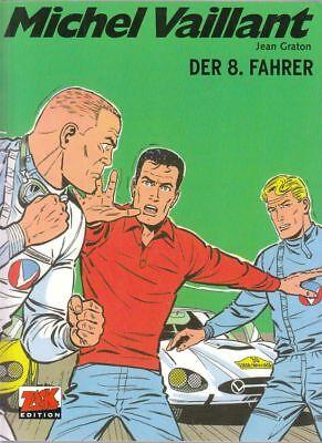 Michel Vaillant Nr. 8 Softcover Comic von Jean Graton in Topzustand !!!