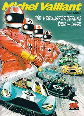 Michel Vaillant Nr. 50 Softcover Comic von Jean Graton in Topzustand !!!