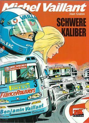 Michel Vaillant Nr. 49 Softcover Comic von Jean Graton in Topzustand !!!