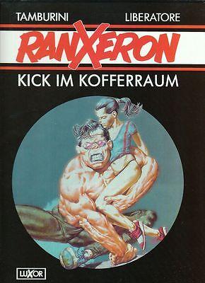 Ranxeron Nr. 2 HC von Tamburini / Liberatore in Topzustand !!!