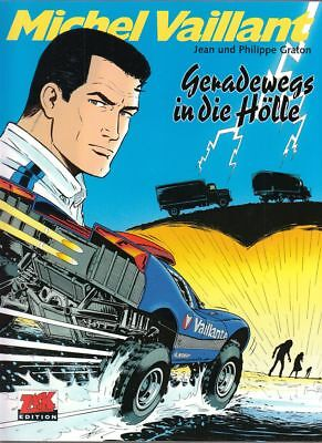 Michel Vaillant Nr. 69 Softcover Comic von Jean Graton in Topzustand !!!