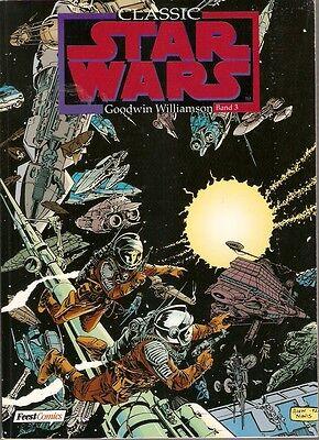 + STAR WARS COMIC Classic Star Wars Nr. 3 Feest Verlag Goodwin Williamson selten