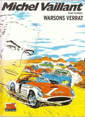 Michel Vaillant Nr. 6 Softcover Comic von Jean Graton in Topzustand !!!