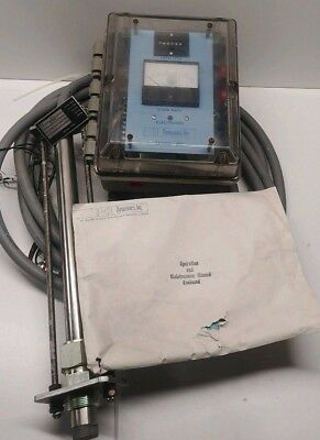 Guaranteed Good Dynasonics Mag-probe Flow Meter Series-100 400gpm Mp-101s
