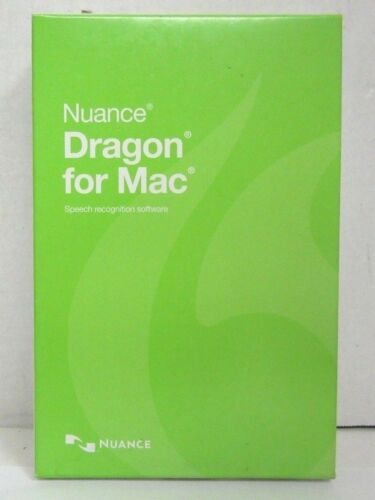 Dragon for Mac Mac 8130586