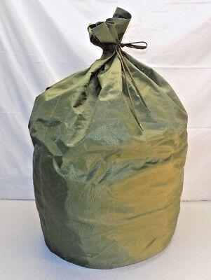 US Army Military WATERPROOF CLOTHING WET WEATHER LAUNDRY BAG