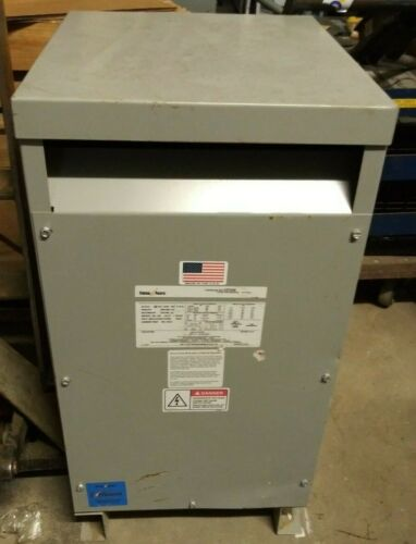 1 USED FEDERAL PACIFIC S2T25E TRANSFORMER 1PH 25KVA ***MAKE OFFER***