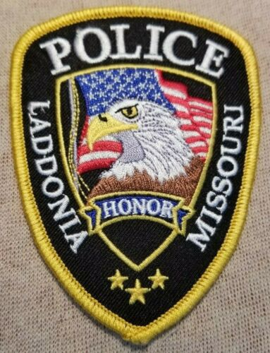 MO Laddonia Missouri Police Patch