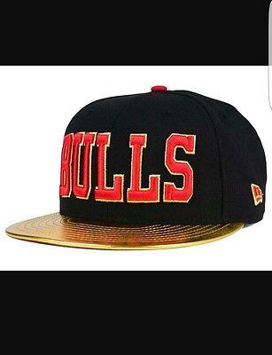 Chicago Bulls New Era NBA HWC Bulls Best Ever 9FIFTY Snapback Cap