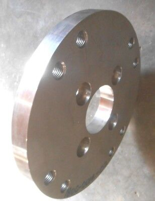 Stainless Steel Flange 11 Od X 3 Id X 1 Thick 159-l6