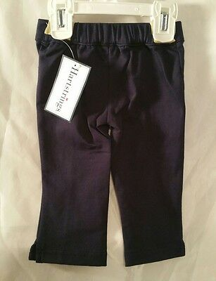 - Girls Dark Blue Pant 2T DressChildrens New Kids Clothes Jeans Dress Toddler NWT