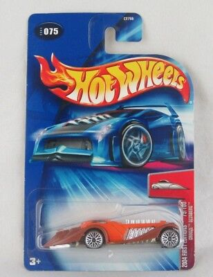 Hot Wheels Crooze Ozznberg #75 2004 First Editions