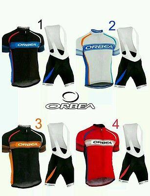 equipacion Orbea maillot culotte mtb ciclismo triatlon btt
