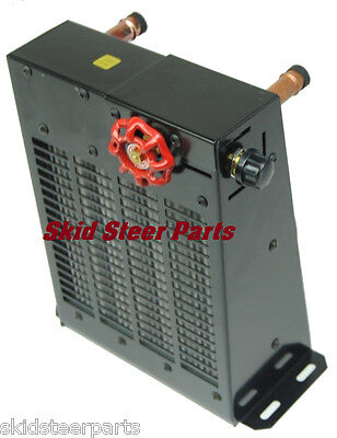12 Volt Tractor Cab Heater Bobcat New Holland John Deere Ford Ih Cat Massey