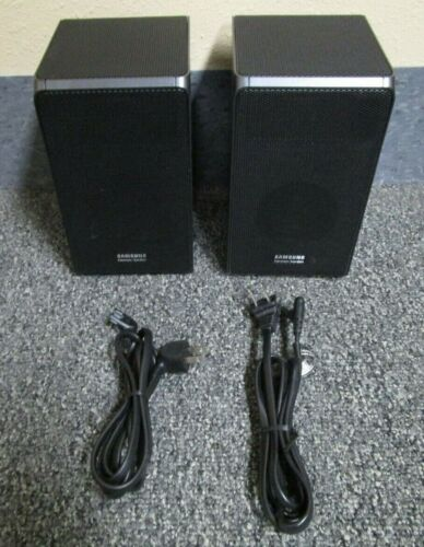 Samsung PS-SQ90-1 and PS-SQ90-2 - Surround Speakers for HW-Q90R System - UD