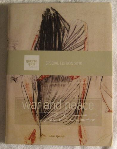 War and Peace- Portinari  (2010)  Special Edition